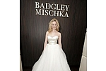 Kellie Pickler shows off Badgley Mischka wedding dress - The former American Idol contestant tied the knot with songwriter Kyle Jacobs on a private …