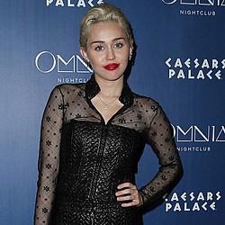 Miley Cyrus celebrates Hannah Montana's 10th anniversary