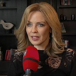 Kylie Minogue's Christmas Coldplay wish