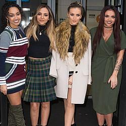 Little Mix stars vow to find boyfriends in 2016