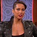 "Alicia Keys: My son's a bidding machine! - Alicia Keys was reportedly ""sweating bullets"" while her son was bidding on prizes at a gala dinner …"