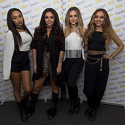 Little Mix: We loved talking boys with Taylor