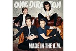 One Direction announce new album details - One Direction's new album will be called Made in the A.M. The four-piece made the announcement on …