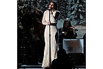 "Idina Menzel: My Xmas album is depressing! - Idina Menzel has joked her festive album will make those who are depressed over Christmas ""want to …"