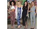 Little Mix talk show nerves - Perrie Edwards found supporting Demi Lovato nerve-wracking.Perrie, along with Little Mix bandmates …