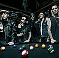 Avenged Sevenfold battle for No. 1 album - Avenged Sevenfold are fighting to land their first ever UK #1 with their new album 'Hail To …