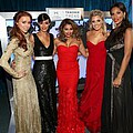The Saturdays support Kim Kardashian's baby name - The Saturdays are supportive of Kim Kardashian's choice for a baby name.The girl band has a reality …