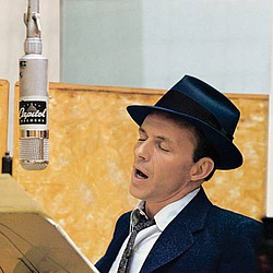 Frank Sinatra commemorated by Jack Daniels Whiskey