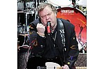 "Meat Loaf 'stable' after collapsing on stage - Meat Loaf is ""stable and in good condition"" in hospital after collapsing on stage.The 68-year-old …"
