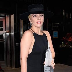 Lady Gaga enjoys dinner with Ray Liotta