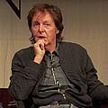 Paul McCartney and PETA US name most vegan-friendly US city - Presenting a bouquet of roses carved from vegetables, Paul McCartney and PETA US Vice President Dan …