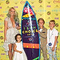Britney Spears writes touching message to sons - Britney Spears has written a touching tribute to her two young sons ahead of America's Mother's Day …