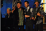 """Maroon 5, Foster The People Rock Grammy Stage With The Beach Boys - Back in December when the Beach Boys announced their reunion, Al Jardine promised a """"surprise"""" at …"""